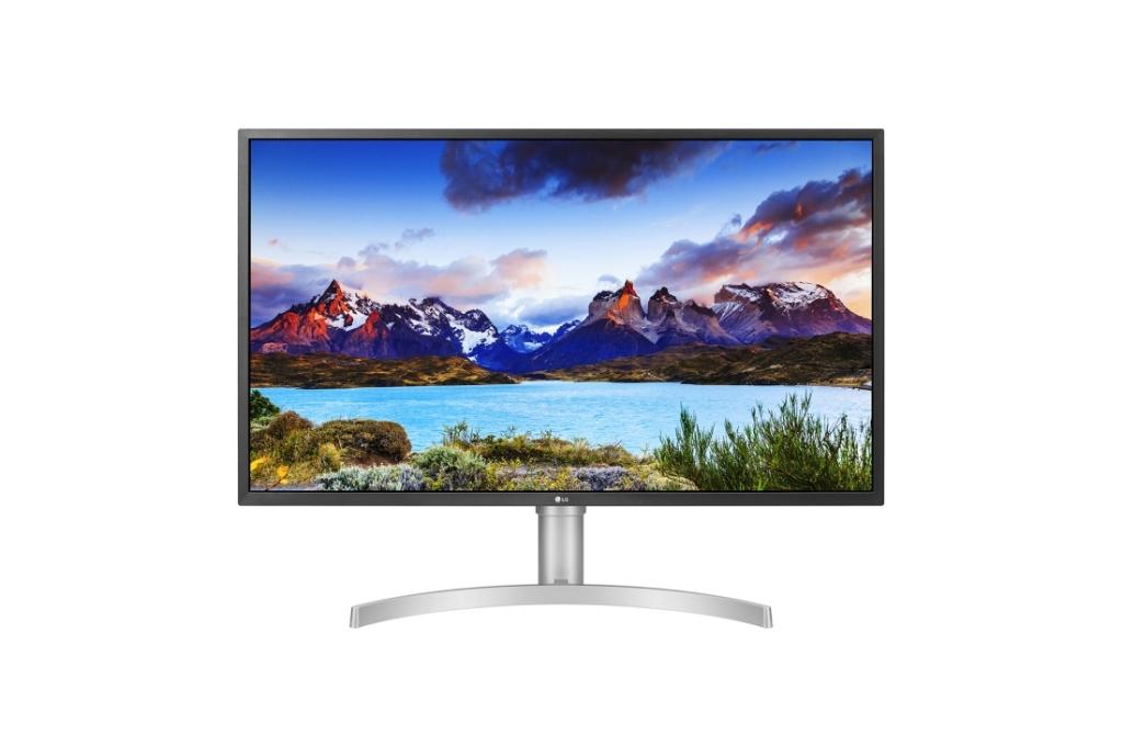 【新品/取寄品/代引不可】31.5型4K対応ワイド液晶ディスプレイ(USB Type-C/VESA Display HDR600対応) 32UL750-W