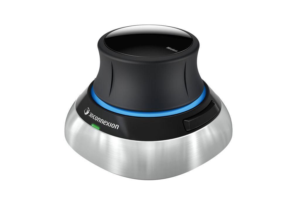 【新品/取寄品/代引不可】SpaceMouse Wireless 3DX-700066