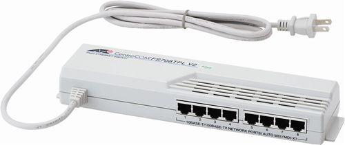 【新品/取寄品/代引不可】CentreCOM FS708TPL V2 レイヤー2スイッチ 0252R