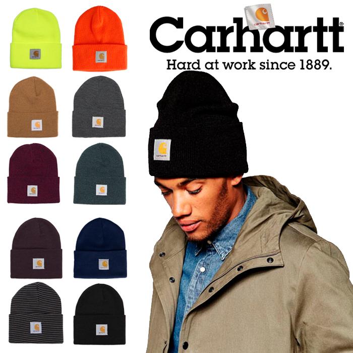 豊富な16色ニット帽 カーハート ニット帽 メンズ レディース ユニセックス ニットキャップ 帽子 折返し CARHARTT プレゼント ワッペン 無地 40%OFFの激安セール A18 シンプル ニットワッチ USAモデル アメカジ 新作 父の日
