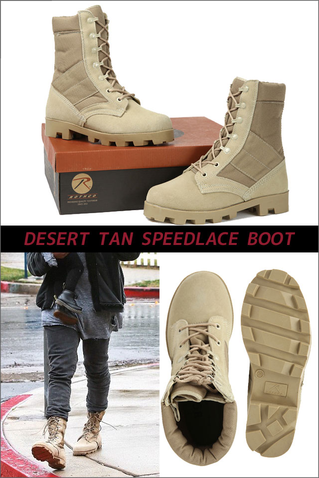 BOOT DESERT TAN SPEEDLACE Desert Tan speed lace boots. America s largest  military ... d621f4470