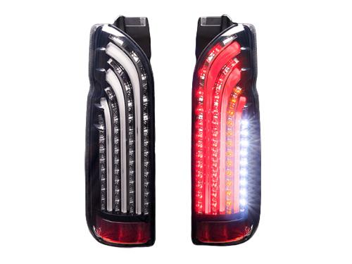 品質は非常に良い 415COBRA LIGHT SABER BS-WHITE トヨタ トヨタ ハイエース 200系用 カラー:インナーブラック×ライトスモークレンズ×ホワイトファイバー 415COBRA (CB-H200-LS001) BS-WHITE【電装品】415コブラ ライトセーバー BSホワイト LEDテールランプ, 下呂市:e411ded6 --- inglin-transporte.ch