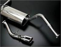 AUTOEXE Premium Tail Muffler マツダ アクセラスポーツ BK3P/BKEP用 (MBX8500)【マフラー】オートエクゼ プレミアムテールマフラー【通常ポイント10倍!】