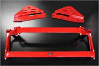 オートエクゼ 剛性アップパーツ 即出荷 AUTOEXE MEMBER BRACE + 国内在庫 SET アクセラ メンバーブレースプラスセット 補強パーツ マツダ MBL4A00 BLFFW用 通常ポイント10倍