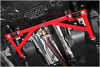 【クーポンで最大1200円OFF】AUTOEXE MEMBER BRACE SET マツダ CX-5 4WD KE系用 (MKF4710)【補強パーツ】オートエクゼ メンバーブレースセット