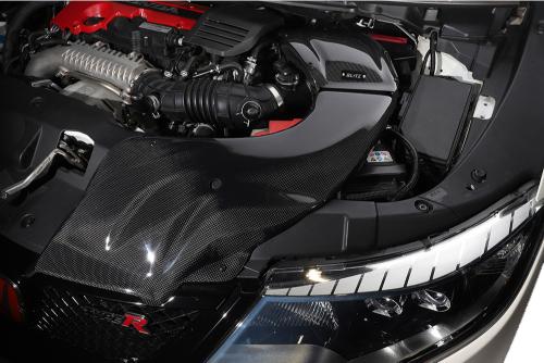 BLITZ CARBON INTAKE SYSTEM ホンダ シビック タイプR FK2用 (27022)【インテーク】ブリッツ カーボンインテークシステム【通常ポイント10倍!】