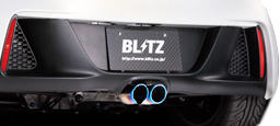BLITZ NUR-SPEC VSR ホンダ S660 JW5用 フロントパイプ付き(63166V)【マフラー】【自動車パーツ】ブリッツ ニュルスペック ブイエスアール【通常ポイント10倍!】