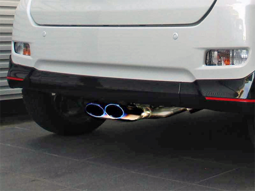 BLITZ NUR-SPEC VSR ダイハツ キャストスポーツ 2WD LA250S用 (63533V)【マフラー】【自動車パーツ】ブリッツ ニュルスペック ブイエスアール【車関連の送付先指定で送料無料】【通常ポイント10倍!】
