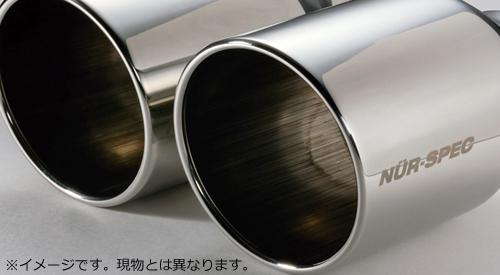 BLITZ NUR-SPEC VS トヨタ ヴェルファイア ハイブリッド ZR ATH20W用 (62096)【マフラー】【自動車パーツ】ブリッツ ニュルスペック ブイエス