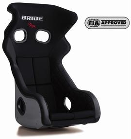 【クーポンで最大2000円OFF】BRIDE XERO RS(ゼロRS) ブラック FRP製 品番 H01AMF【シート】【自動車パーツ】ブリッド【通常ポイント10倍!】