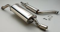 COX Stainless Muffler フォルクスワーゲン NEW ビートル 1.8T用(CO12V60003)【マフラー】【自動車パーツ】コックス ステンレスマフラー【通常ポイント10倍!】