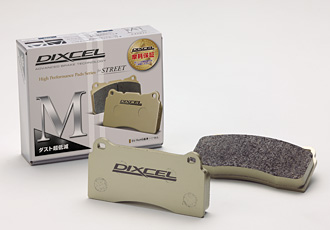 【クーポンで最大2000円OFF】DIXCEL BRAKE PAD M Type フロント用 メルセデスベンツ AMG CL63/CL65 W216 216377/216374用 (M-1111289)【ブレーキパッド】ディクセル Mタイプ【通常ポイント10倍!】
