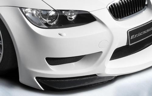 Ericsson FRP AERO SYSTEM フロントフェイス BMW M3クーペ E92用 【エアロ】エリクソン エアロシステム【通常ポイント10倍!】