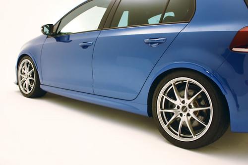 GARAGE VARY VALIANT ローダウンフェンダートリム VW フォルクスワーゲン ゴルフ6用 (6217)【エアロ】ガレージベリー ヴァリアント【通常ポイント10倍!】