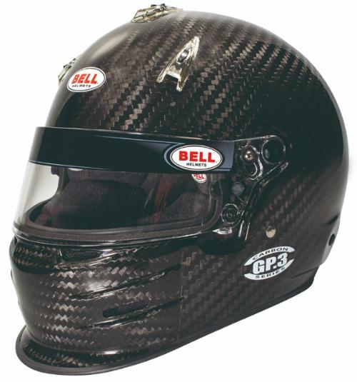 BELL RACING HELMETS CARBON Series GP3 CARBON カラー:カーボンブラック【四輪用ヘルメット】ベルレーシングヘルメット カーボンシリーズ GP3カーボン【通常ポイント10倍!】
