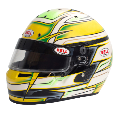 BELL RACING HELMETS KART Series KC7-CMR VENOM YELLOW カラー:イエロー【四輪用ヘルメット】ベルレーシングヘルメット カートシリーズ KC7-CMR ヴェノム イエロー【通常ポイント10倍!】