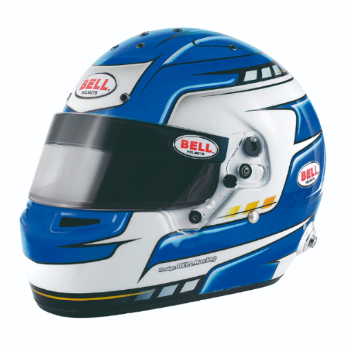BELL RACING HELMETS PRO Series RS7 PRO FALCON BLUE カラー:ファルコンブルー【四輪用ヘルメット】ベルレーシングヘルメット プロシリーズ RS7プロ ファルコンブルー【通常ポイント10倍!】