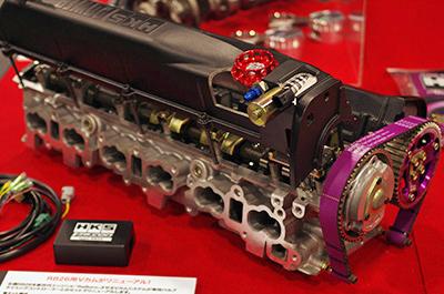 HKS RB26 V CAM SYSTEM VALCON TYPE-RB26 SET (STEP1) 日産 ニッサン スカイライン GT-R BNR34/BCNR33/BNR32用 (22007-AN017)【エンジンパーツ】エッチケーエス RB26 Vカム システム バルコン タイプ RB26 (ステップ1)【通常ポイント10倍!】