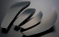 J's RACING タイプSバンパー専用 ツインカーボンカナード ホンダ シビック タイプR FD2用 (品番:CCN-D2-JST)【エアロ】ジェイズレーシング Type-S Twin Carbon Canard【通常ポイント10倍!】