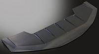 J's RACING タイプSバンパー専用 フロントアンダーパネル(FRP) ホンダ シビック タイプR FD2用 (品番:JSW-D2-F)【エアロ】ジェイズレーシング Type-S Front Under Panel【通常ポイント10倍!】
