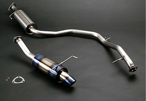 J's RACING R304 SUS EXHAUST SYSTEM ホンダ CR-Z ZF1用 50RS(R304-Z1-50RS)【マフラー】ジェイズ レーシング R304 ステンレス エキゾーストシステム 50RS【通常ポイント10倍!】