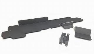 Minamoto Heat Panel Type.II ガンコートモデル カラー:ガンメタ スバル BRZ ZC6用 (SJH003)【クーリングパーツ】源 ミナモト ヒートパネル タイプ2【通常ポイント10倍!】