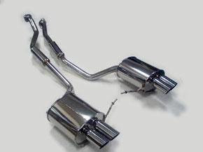 アーキュレー エキゾーストシステム ステンレス シリーズ BMW E53 X5 3.0i/4.4i用 品番(8030AU50)【マフラー】【自動車パーツ】ARQRAY Exhaust System Stainless Series【通常ポイント10倍!】