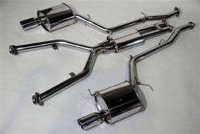 アーキュレー エキゾーストシステム ステンレス シリーズ BMW E63 645Ci/650Ci 用 品番(8031AU00)【マフラー】ARQRAY Exhaust System Stainless Series【通常ポイント10倍!】