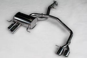 アーキュレー エキゾーストシステム ステンレス シリーズ BMW E82 135iクーペ用 品番(8031AU17 4本出し)【マフラー】【自動車パーツ】ARQRAY Exhaust System Stainless Series