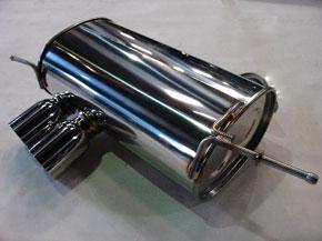 アーキュレー エキゾーストシステム ステンレス シリーズ BMW E87 116i/118i/120i 用 ダブルテール 品番(8031AU10)【マフラー】【自動車パーツ】ARQRAY Exhaust System Stainless Series
