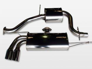 アーキュレー エキゾーストシステム ステンレス シリーズ VW フォルクスワーゲン SCIROCCO 2.0TSI用 品番(8300AU31)【マフラー】【自動車パーツ】ARQRAY Exhaust System Stainless Series【通常ポイント10倍!】