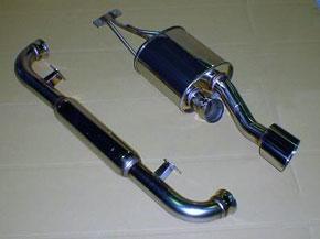 アーキュレー エキゾーストシステム ステンレス シリーズ ポルシェ 911【964】カレラ用 品番(8040AU00)【マフラー】【自動車パーツ】ARQRAY Exhaust System Stainless Series【通常ポイント10倍!】