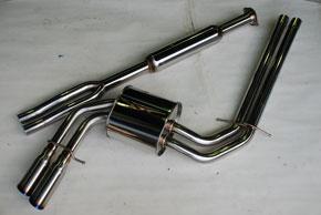 アーキュレー エキゾーストシステム チタンテール ボルボ S60R AWD用 品番(8020TK64)【マフラー】【自動車パーツ】ARQRAY Exhaust System Titanium Tail