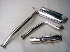 アーキュレー エキゾーストシステム ステンレス シリーズ ボルボ 850 エステート ターボ用 品番(8020AU50)【マフラー】【自動車パーツ】ARQRAY Exhaust System Stainless Series
