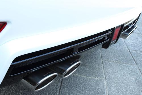 M'z SPEED LUV LINE Exhaust System レクサス RX270 AGL10W用 (2331-0345)【マフラー】エムズスピード ラヴライン エキゾーストシステム【通常ポイント10倍!】