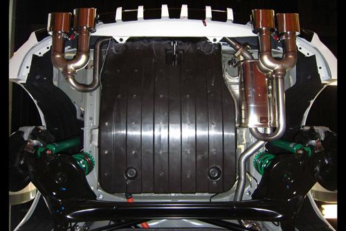 M'z SPEED LUV LINE Exhaust System ホンダ ヴェゼル ハイブリッド RU3用 (2371-0145)【マフラー】エムズスピード ラヴライン エキゾーストシステム【通常ポイント10倍!】
