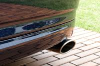 M'z SPEED GRACE LINE Exhaust System トヨタ エスティマ X/G MC前 ACR/GSR用 (MZ-15)【マフラー】エムズスピード グレースライン エキゾーストシステム【通常ポイント10倍!】