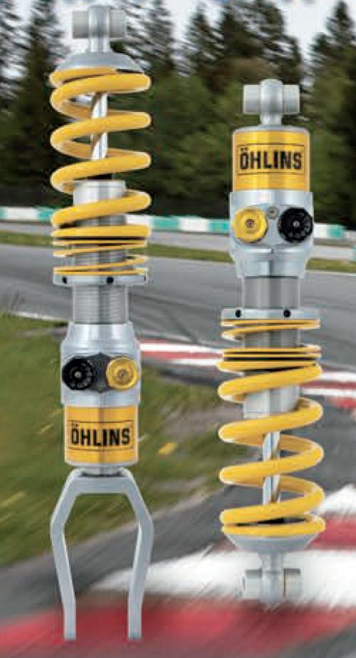 OHLINS オーリンズ タイプ TTX ショックアブソーバー アウディ R8 後期 4S用 コンプリートキット (品番: AUV MT00) 【車高調】【自動車パーツ】OHLINS SHOCK ABSORBERS type TTX【通常ポイント10倍!】