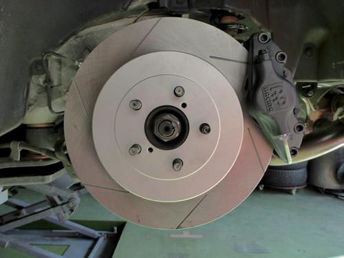 Revolution AP4ポッド リアブレーキキット スポーツ トヨタ 86 ZN6用 (RZN6-AP2)【ブレーキキャリパー】レボリューション Brake Kit【通常ポイント10倍!】
