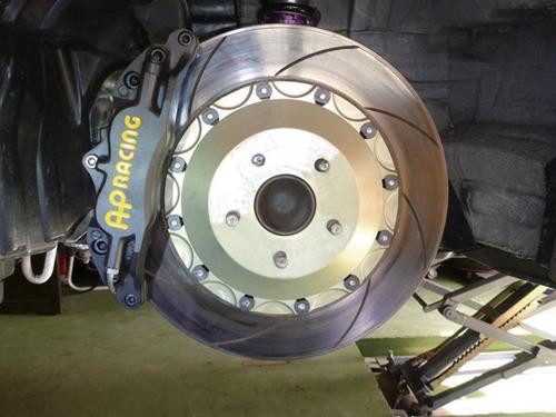 Revolution AP4ポッド フロントブレーキキット レーシング トヨタ 86 ZN6用 (RZN6-AP4R)【ブレーキキャリパー】レボリューション Brake Kit【通常ポイント10倍!】