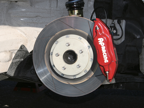 Revolution AP4ポッド フロントブレーキキット ストリート トヨタ 86 ZN6用 (RZN6-APFB)【ブレーキキャリパー】レボリューション Brake Kit【通常ポイント10倍!】