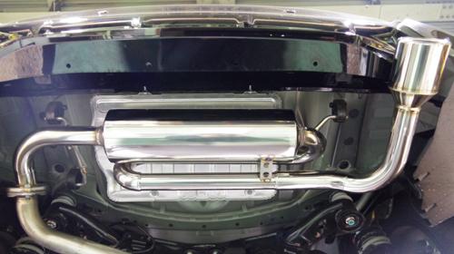 スルガスピード PFSループサウンドマフラー(チタンテール) スバル XV GT7用 (SRSU-011-F・SRSU-011-G・SRSU-011-H・SRSU-011-I)【マフラー】SURUGA SPEED PFS LOOP SOUND MUFFLER【通常ポイント10倍!】