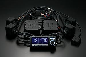テイン EDFC ACTIVE コントローラーキットEDK04-P8021+モーターキット EDK05-12120+GPSキット EDK07-P8022のセット 【車高調コントローラー】TEIN EDFC アクティブ【通常ポイント10倍!】
