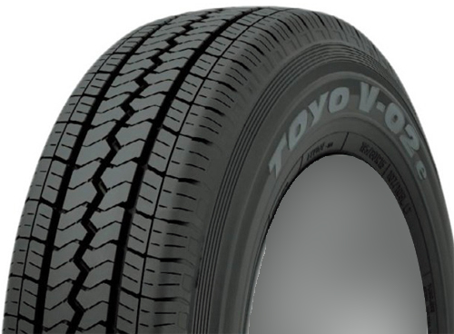 TOYO TIRES V-02e 195/70R15 106/104L 【195/70-15】 【新品Tire】トーヨー タイヤ V02e 【通常ポイント10倍!】