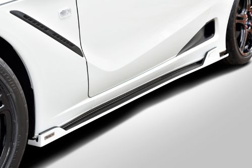 ローウェン ロウェン ROWEN SPORT 高品質 サイドステップ FRP 塗り分け塗装済み JW5用 ホンダ エアロ ロェン スポーツ 1H004J00## S660 年末年始大決算