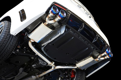 ROWEN PREMIUM01S トヨタ マークX G's 2.5L GRX130用 オールステンレス(1T010Z04)【マフラー】【自動車パーツ】ロェン プレミアム01S【車法人のみ送料無料】