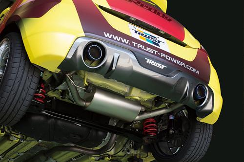 TRUST GReddy Super Street Titan スズキ スイフトスポーツ ZC32S用 (10193400)【マフラー】【自動車パーツ】トラスト グレッディ スーパーストリートチタン