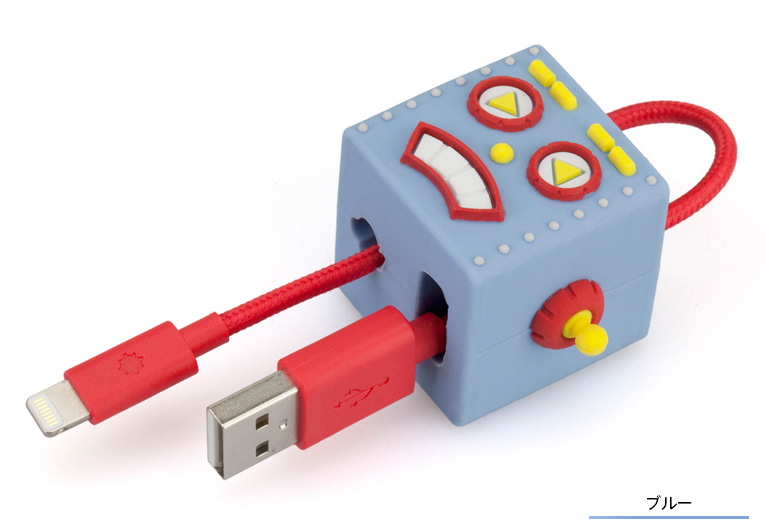 TUNEWEAR CableArt机器人Lightning电缆