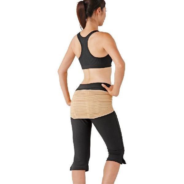 【腰の痛み 姿勢改善】【★バランサーバンド 特殊構造(特許第4387223号) 】【 股関節を安定させ姿勢を改善 】骨盤ベルト・腰痛・サポーター