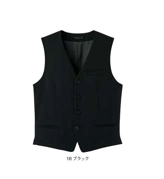 メンズベスト【サイズ:S~4L】ポリエステル100%